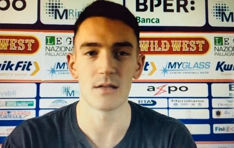"""Fortitudo a Bergamo dell'ex Zugno. Zilli: """"Siamo concentrati""""."""