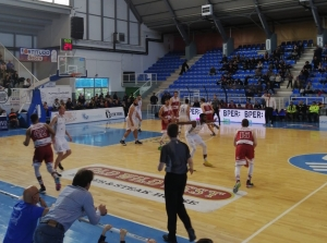 Fortitudo stoppata da Trapani. Play off a rischio.
