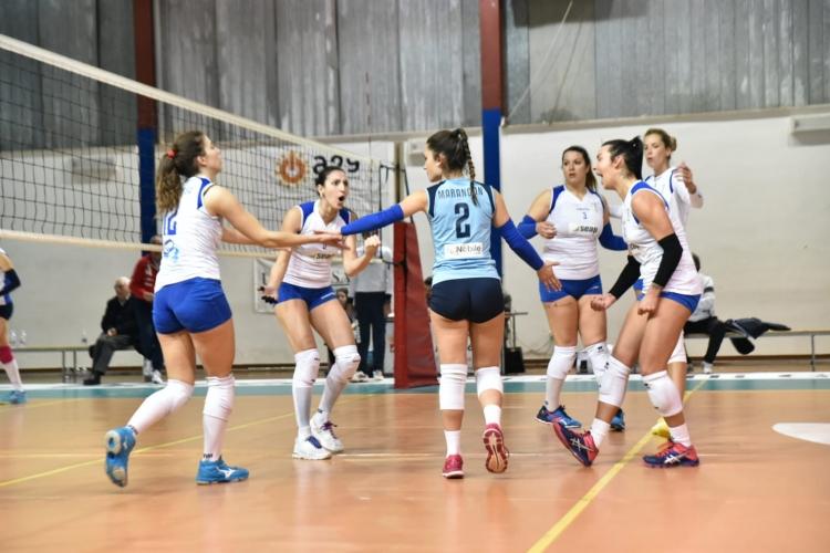 """Volley donne, ecco il calendario di B1. Di Giacomo: """"Girone di ferro""""."""