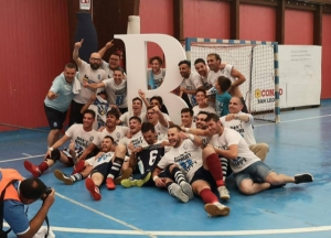 Akragas Futsal, la B è tua!