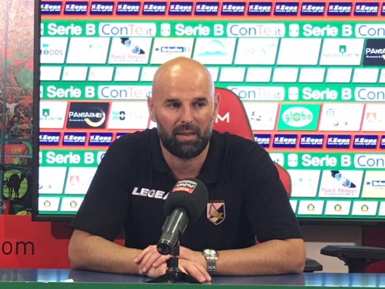 """Stellone spinge il Palermo. """"Crediamo alla A diretta""""."""