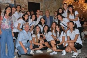 """""""Vogliamo vincere"""". Presentata la nuova Pallavolo Aragona."""