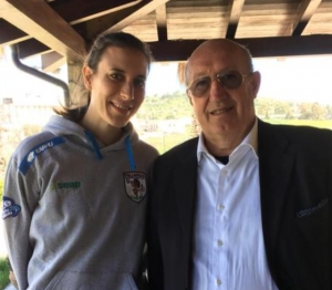 Volley: Aragona si assicura la tedesca Schaus.