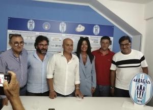 L'Akragas si presenta alla stampa
