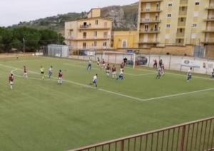 L'Akragas vince a Casteltermini