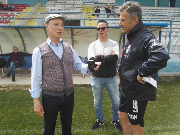 """""""Ecco perché lascio"""". Marcello Giavarini scrive ai tifosi dell'Akragas."""