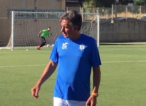 """Corrado Mutolo si dimette.""""Lascio l'Akragas per motivi personali""""."""
