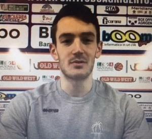"""La Fortitudo Agrigento sfida la capolista Casale. Zilli: """"Vogliamo fare bene""""."""