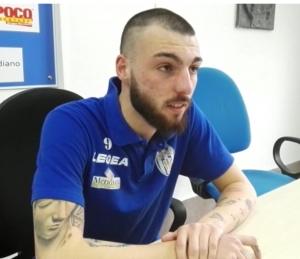"""Dammacco si presenta con un gol. """"All'Akragas per dimostrare il mio valore""""."""