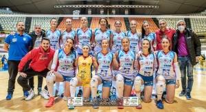 Volley B1 donne, cambia la formula del campionato