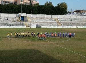 Due gol e l'Akragas batte la Pro Favara.