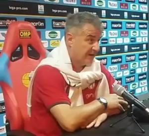 """Di Napoli: """"Vittoria di cuore e fortuna. Contento per i nostri tifosi"""""""