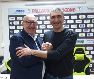 Secchi si dimette. Dagioni nuovo tecnico della Seap Dalli Cardillo.