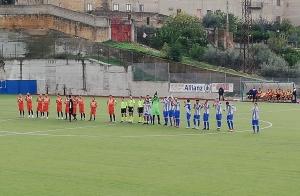 L'Akragas vince con lo Sporting Vallone.