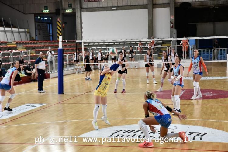 Seap Dalli Cardillo battuta a Vicenza
