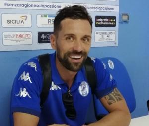 """Gambino gol: """"grazie ai miei compagni"""""""