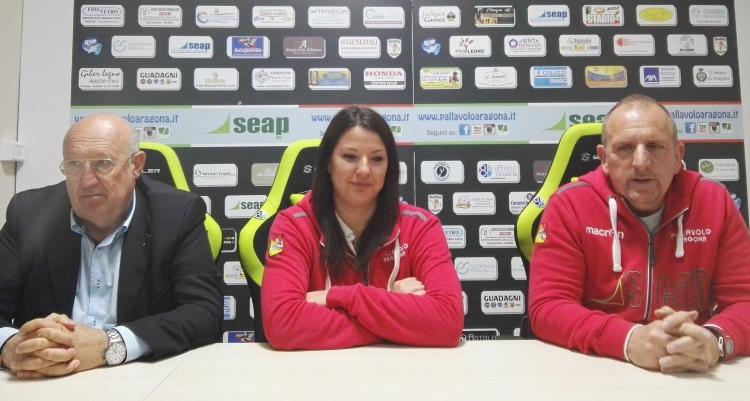 """Seap pronta a gara1 con Ladispoli: """"Vogliamo la B1""""."""