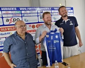 "Fortitudo Agrigento, coach Cagnardi vuole ""continuare…""."