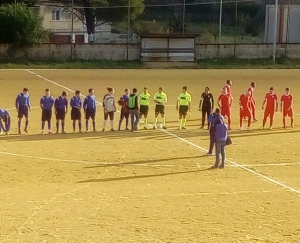 Akragas, vittoria nel derby a Racalmuto.