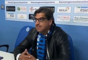 """Castronovo in sala stampa: """"Vittoria meritata""""."""
