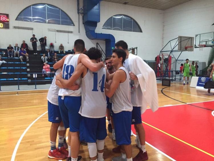 Fortitudo Agrigento, terzo posto al torneo di Monfalcone.