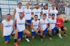 Akragas, vittoria in amichevole col Villarosa