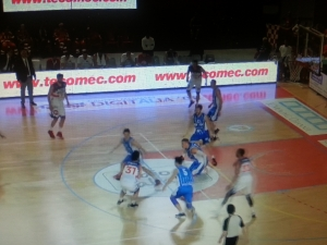 Gara 4 di Fortitudo Agrigento – Mantova anticipata per diretta tv