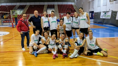 Play off volley donne, semifinale con Ladispoli.