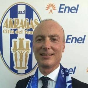 Giavarini scrive ai tifosi dell'Akragas. Club in attesa di sviluppi societari.