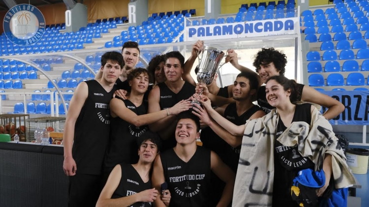 "Fortitudo School Cup, vince il liceo ""Leonardo""."