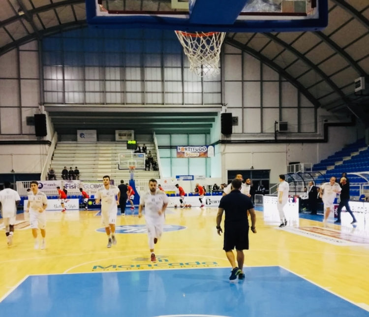 """""""Fortitudo Agrigento on the road 2.0""""."""