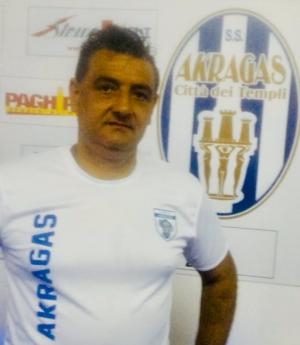 """""""Finalmente alleno l'Akragas. Ad Agrigento si respira professionismo""""."""