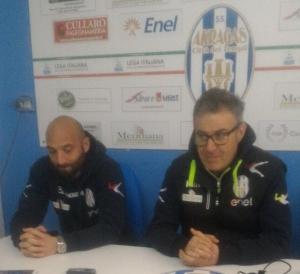 """""""A Catanzaro gara difficile ma…"""". Di Napoli e Pane caricano l'Akragas"""
