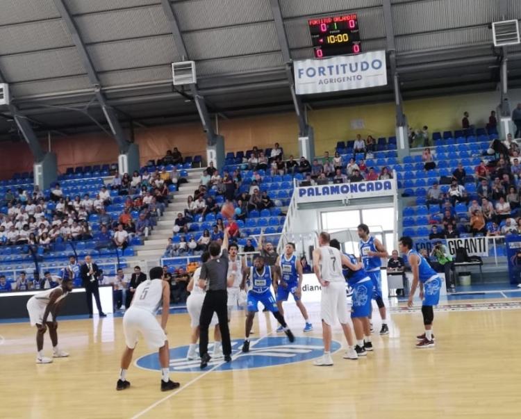 Fortitudo, è vittoria all'esordio con l'Orlandina.