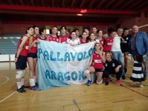 Volley donne, Aragona festeggia il salto in B2.
